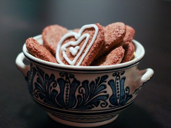 hungarian spice cookie mezes kalacs