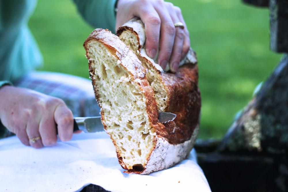 hungarian potatoe bread