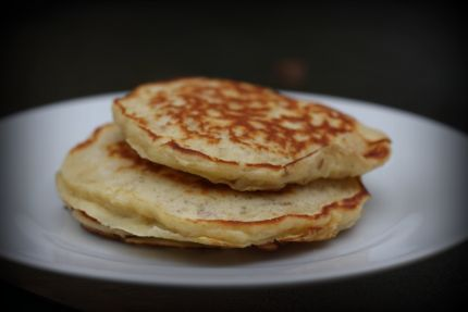 More pancakes, more barley - Emperors Crumbs
