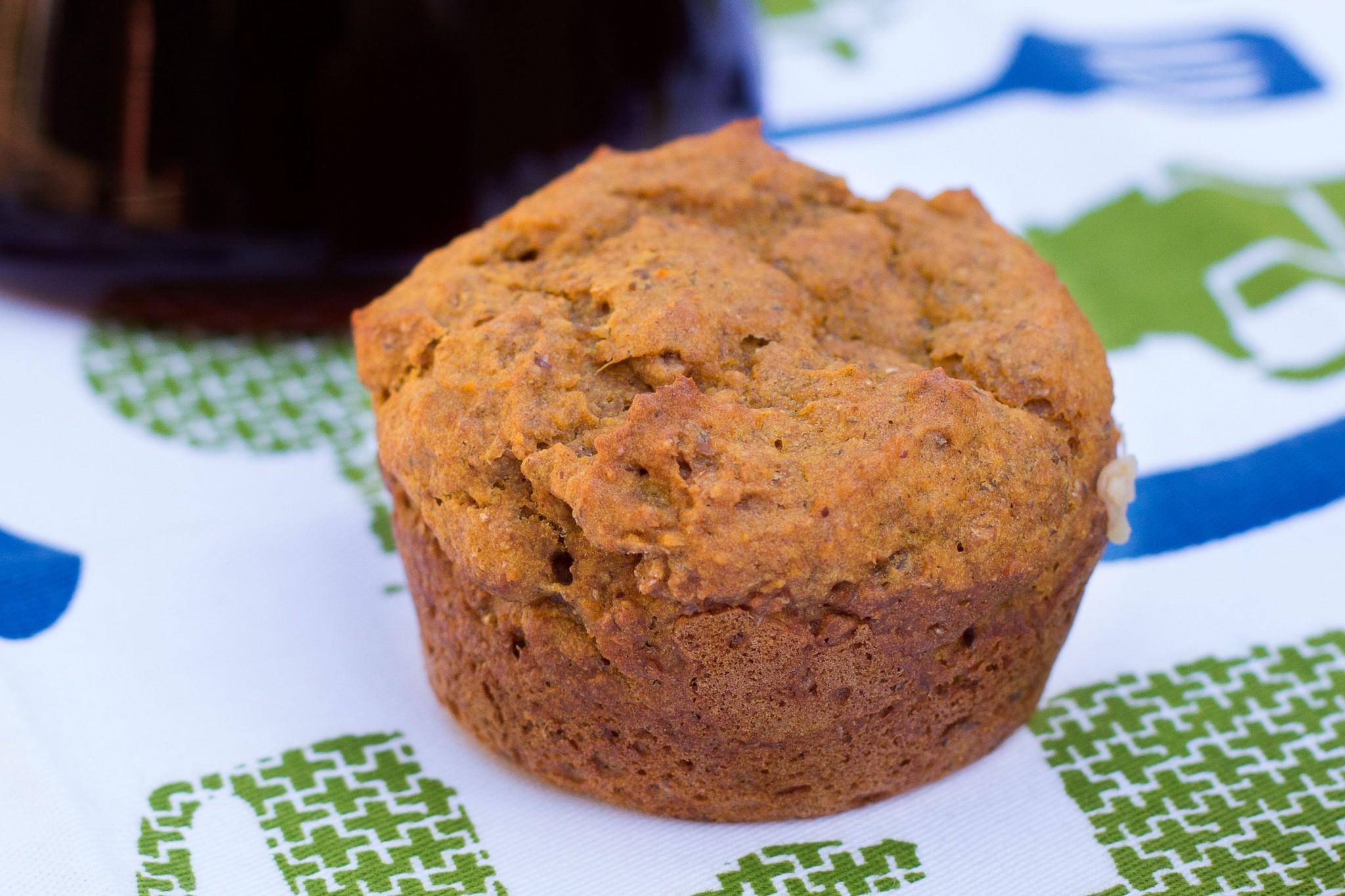 pumkin-muffins