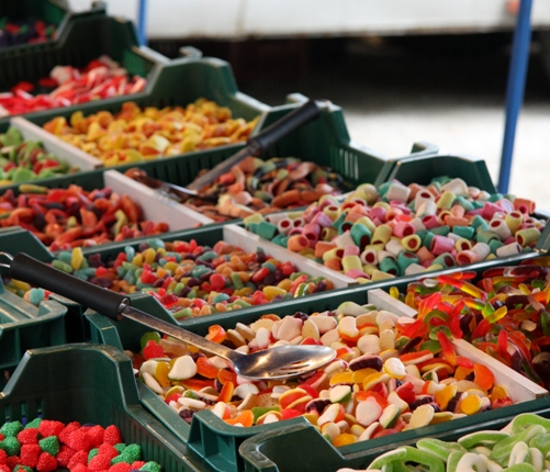 slovak fair candies