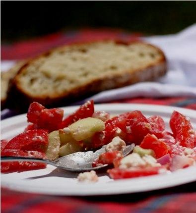 taste of balkan on your picnic