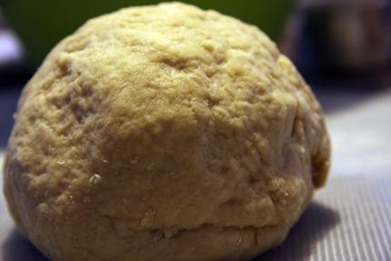 Bao bun dough