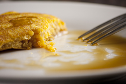 pumkin pancake
